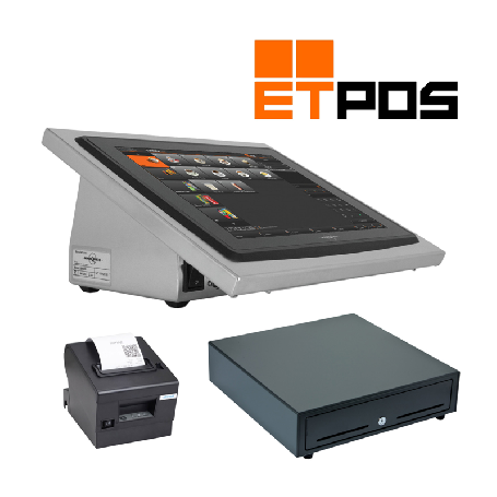 Pack Terminal tactile Marques BM400