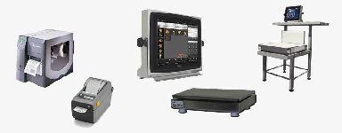 Weighing / labeling group